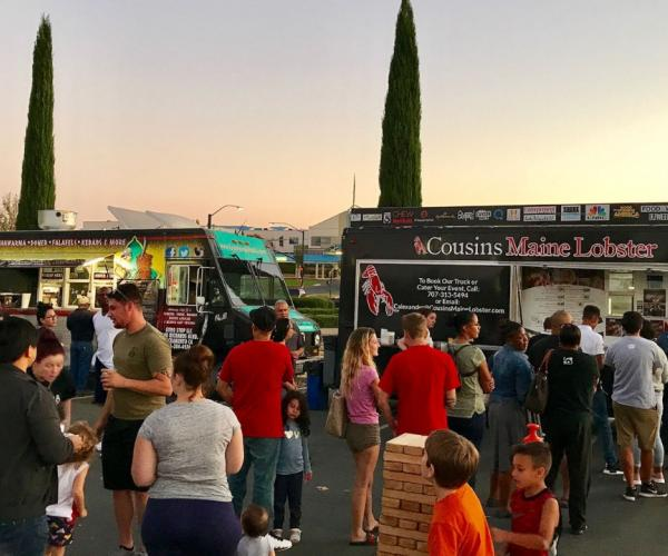 Back by popular demand, The Foodie Crew is thrilled to announce Food Truck Thursdays is returning to Antioch. Bringing you 6-8 gourmet food and dessert trucks every third Thursday until February 21st.